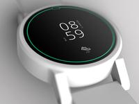 Smart Watch Face - Simple