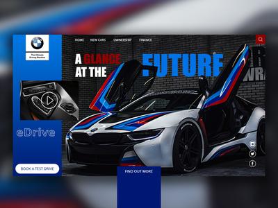 Daily UI - BMW I8