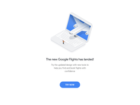 The new Google Flights has landed