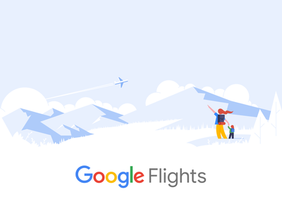 Google Travel traveling branding design vector hotel google trips drawing material design travel google illustration