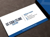 Simply Designed Logo and Business Card