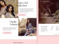 Eastern Wear E-Commerce