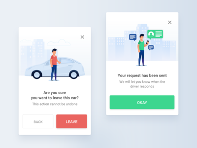Illustrated Dialog Boxes