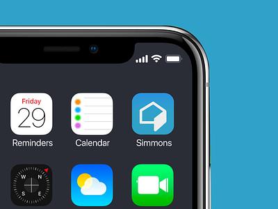 App design ux ui logo app design icon app