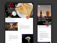 Tommasi Milano - Full Home concept - Desk & Mobile