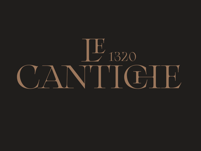 Le Cantiche @1320-2020 ⁙ 001 ⁙ illustration ui animation vector minimal clean web design website web typography design