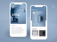 Vifa blue