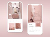 Vifa Helsinki Pink - Mobile App