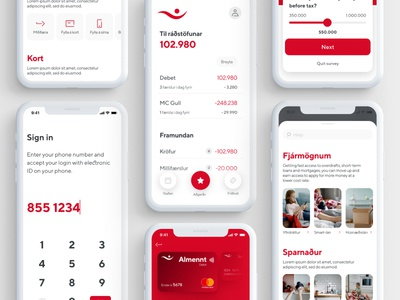 Mobile Bank - Payment app