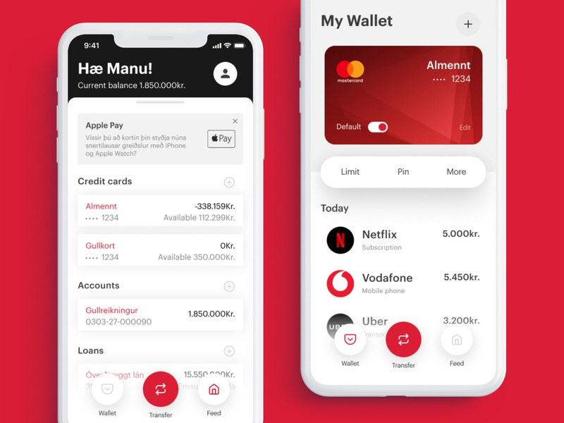 Digital wallet app finance app fintech loans mobile interaction finance brand ux ui design branding