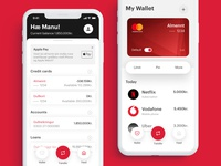 Digital wallet app