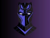 Blackpanther Illustration