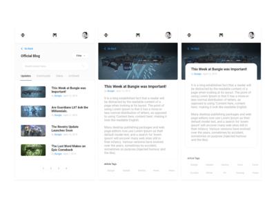 Destiny Meta Blog & Launch