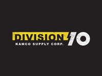 Kamco Supply - Division 10 Logo