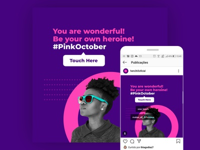 #PinkOctober