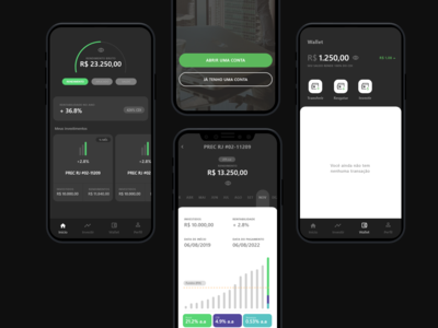 Alternative Investments App