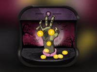 Grave Coin Icon 2x