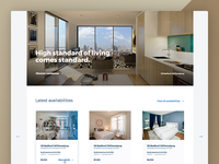 Real Estate Consultancy website