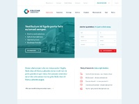 Homepage colcear