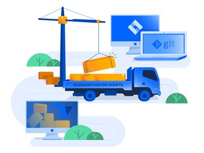 Migration Part3 script road task server cloud migration blog