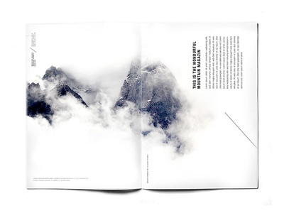 DTRL magazine/editorial design #2