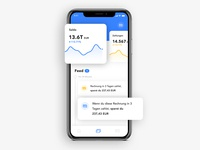 Finance App Dashboard