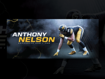 Anthony Nelson Graphic