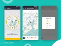 Taxi App - Driver Facing