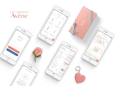 Beauty Loyalty App Design