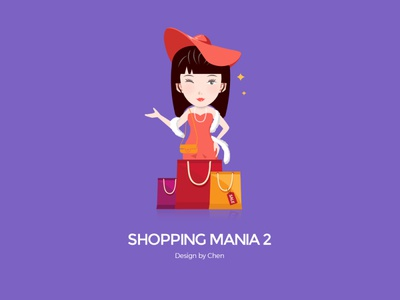 SHOPPING MANIA 2