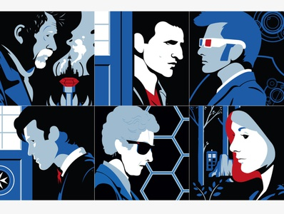 Evolution of The Doctor