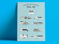 Whisky Distilleries of Islay