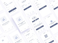 2local App redesign Wireframes