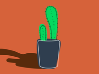 Cactus study 01