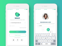 Daily UI Challenge #001: Sign Up