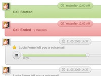 Skype Chat - Voicemail