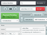 UI Sheet - Web App