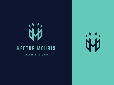 Hector Mauris Architect Studio - Logo Design