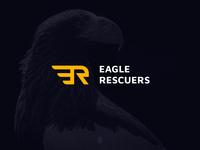 Eagle Rescuers - Logo Design