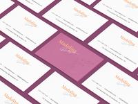 Madolina Boutique- Logo & Business Card Design