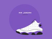 Air Jordan 13 Retro - Graphic