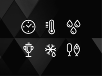 Hotpoint Save Food Foundation icons