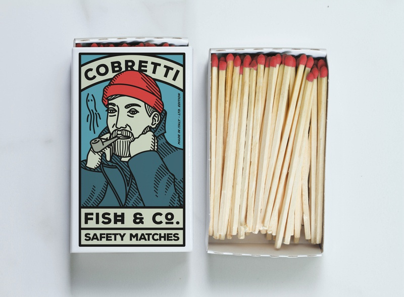 Cobretti Matchbox