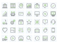 Groupon Merchant Icons