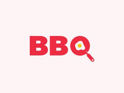BBQ Logo design