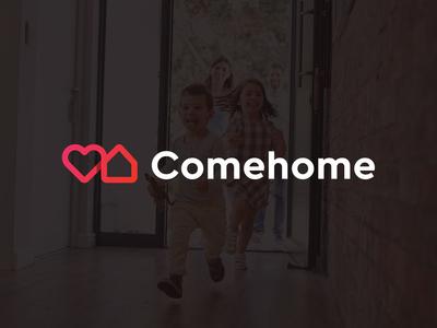 Comehome Logo Design