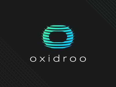 Oxidro logo Design