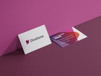 Business Card for Divations