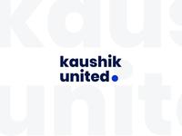kaushikunited new logo