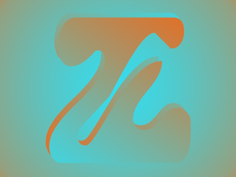 Z z weekly typography typehue type design colour challenge